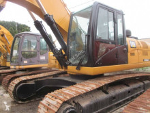 Caterpillar 325D used track excavator