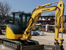 Komatsu PC45MR-3 mini-excavator second-hand