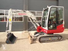 Takeuchi TB 230 mini pelle occasion