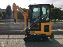 JCB 16 C mini-excavator second-hand