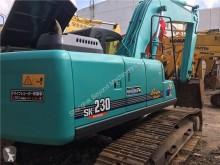 excavadora Kobelco SK230