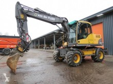 Volvo EW140 C used wheel excavator