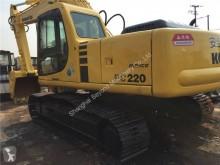 excavadora Komatsu PC220-6