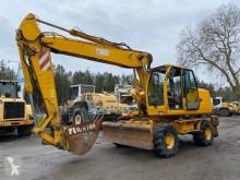 Case WX185 escavatore gommato usato