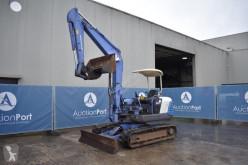 excavadora de cadenas Mitsubishi