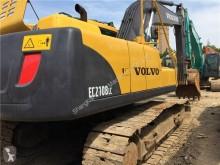 Escavadora Volvo EC210 BLC escavadora de lagartas usada