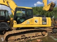 excavadora Komatsu PC220