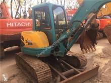 excavadora Kubota KX155