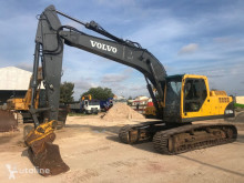 Volvo EC 210 B excavator pe şenile second-hand