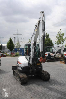 Bobcat E 50 mini-escavadora usada