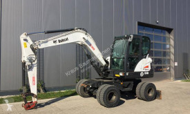Bobcat E 55 W used wheel excavator
