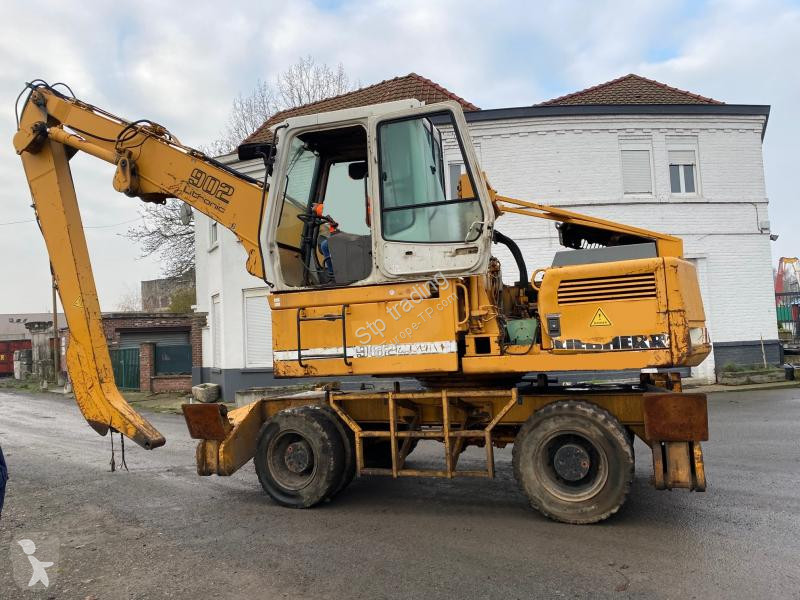 Ver las fotos Excavadora Liebherr A902Litronic