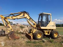 Excavadora excavadora de ruedas Komatsu PW95