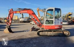 Volvo ECR58 2013 used mini excavator