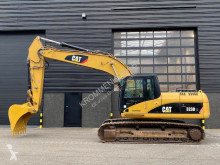 Caterpillar 323 DL used track excavator