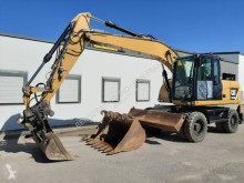 Caterpillar wheel excavator CR