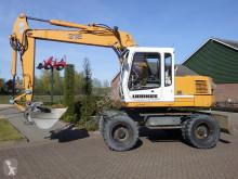 Excavadora Liebherr A312 excavadora de ruedas usada