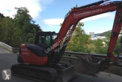 Kubota KX080-4 used mini excavator