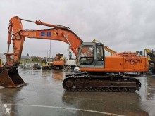 Hitachi 2001 EX355 pelle rail/route occasion
