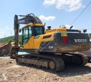 Volvo EC220 D 2015 tweedehands railroad graafmachine