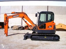 Mini pelle Doosan DX62 R