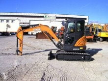 Case mini excavator CX37 C