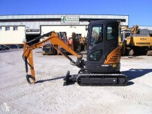 Case mini excavator CX26 C