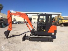 Daewoo Solar 35 mini-excavator second-hand