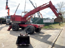 Колесен багер Poclain TY2P - 11 TONS - PELLE SUR PNEUS / WHEELED EXCAVATOR / MOBILBAGGER - STABILIZERS / PIEDS / STAMPS - 4 CILINDER DEUTZ AIRCOOL
