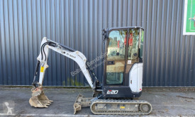 Bobcat E20 mini pelle occasion