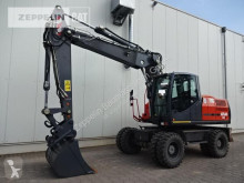 Atlas 190W excavator pe roti second-hand