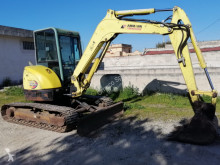 Yanmar VIO 45 mini-excavator second-hand