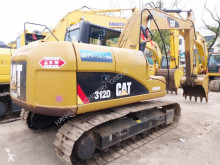 Caterpillar 312DL 312DL used mini excavator