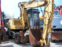 Furukawa wheel excavator
