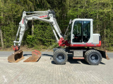 Excavadora Takeuchi TB 175W excavadora de ruedas usada