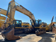 Caterpillar track excavator 345DL