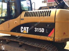 Caterpillar 315DL 315DL used track excavator