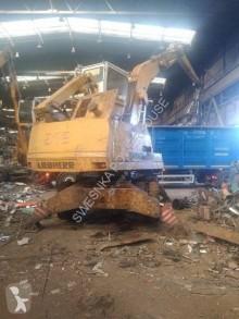Liebherr 912 912 koparka przeładunkowa kołowa skovel på däck begagnad