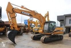 Case CX210 excavator pe şenile second-hand