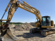 Excavadora Komatsu PC228USLC3 excavadora de cadenas usada