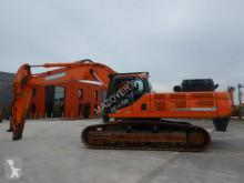 Excavadora Doosan DX420 excavadora de cadenas usada