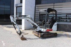Bobcat 322 mini-excavator second-hand