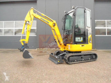 Komatsu PC 16R mini-excavator second-hand
