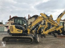 Yanmar SV 100 SV100 2 PB mini-excavator second-hand