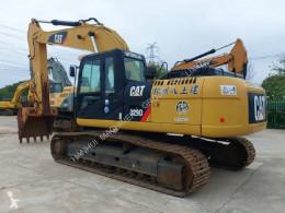 Excavadora Caterpillar 325DLN excavadora de cadenas usada