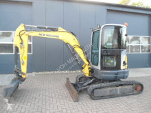 excavadora New Holland E 39B SR