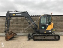 Volvo ECR88D mini-excavator second-hand