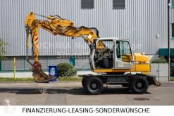 Liebherr A 314 Litronic 4x4 Schwenkarm 3-Löffel TOP Zust