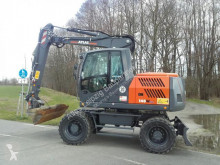 Atlas 140 W 140 W excavator used