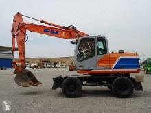Excavadora Fiat Kobelco EX 165 WT excavadora de ruedas usada